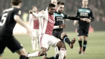 Eredivisie: pari tra PSV ed Ajax, ne approfitta ed allunga il Feyenoord