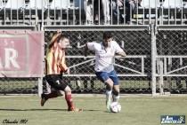 Carlos Valencia sale del Deportivo Aragón y regresa a Monzón