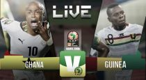 CAN 2015 : Ghana - Guinée : Review
