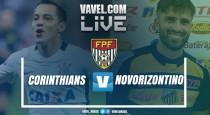 Corinthians vence o Novorizontino pelo Campeonato Paulista (1-0)