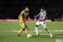 Fotos e imágenes del Chiapas 0-1 Tigres del partido de vuelta de los cuartos de final de la Liga MX