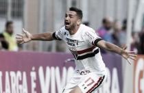 Gilberto comemora redenção pelo São Paulo e Denis lamenta lesão de Renan