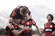 Flamengo vence Nova Iguaçu com facilidade e alcança terceira vitória no Carioca