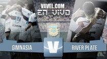 Gimnasia vs River Plate en vivo online (2-3)