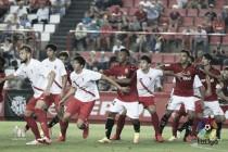 El Sevilla Atlético también sabe defender