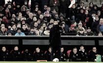 """Van Bronckhorst: """"Todos los partidos del equipo son pura diversión""""."""