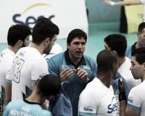 """""""Quando cheguei ao Sesc não foi para montar só um time de vôlei"""", técnico Giovane assume um projeto além do esporte"""