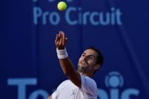 Santiago Giraldo se instaló en cuartos de final del abierto de Los Cabos