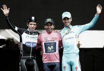 Temporada 2014, capítulo 4: rebelión colombiana en el Giro