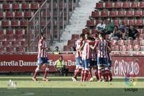 Aplastante victoria del Girona sobre el Elche