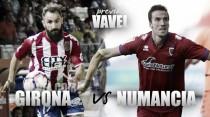 Girona - Numancia: la necesidad de ganar