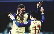 QPR 1-2 Arsenal: Arsenal remain in third after tough win against QPR