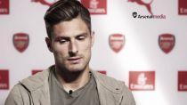 """Giroud: """"Esperamos no cometer el mismo error del año pasado"""""""