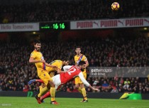 Arsene Wenger feels Olivier Giroud goal is definitely in 'top five' Arsenal goals during his 20-year Gunners reign