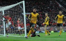 Manchester United 1-1 Arsenal: Gunners' player ratings from late draw