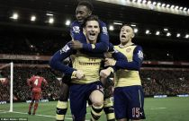 Liverpool 2-2 Arsenal: Five Thoughts