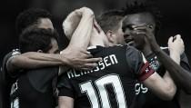 El Ajax va mejorando