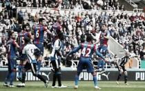 Newcastle United 1-0 Crystal Palace: Eagles disappoint in relegation battle