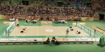 Goalball: Brasil goleia Argélia e garante vaga nas quartas