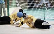 Meta cumprida: Brasil vence Alemanha e avança às quartas do goalball de forma invicta