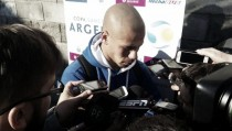 """Facundo Silva: """"No tenemos que descuidar el campeonato"""""""