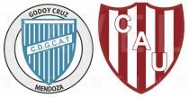 Godoy Cruz vs Unión EN VIVO y en directo hoy