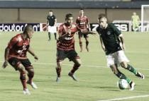 Goiás empata com Oeste em casa e permanece na zona de rebaixamento da Série B