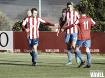 El Sporting B sigue de fiesta