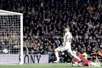 """Karim Benzema: """"Era importante marcar, pero estoy triste por el resultado"""""""