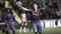 Levante - Granada: puntuaciones del Levante, jornada 24 de Liga BBVA