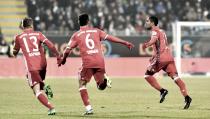 Victoria sufrida del Bayern de Múnich