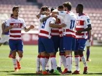 El Granada B suma y sigue tras superar al Real Jaén