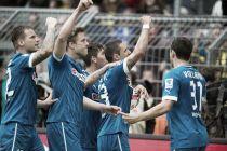 Hoffenheim y Friburgo firman un empate loco