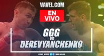 Resumen y mejores momentos campeón Golovkin vs Derevyanchenko en pelea 2019