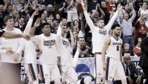 NCAA Tournament: Gonzaga Bulldogs overcomes slow start to top South Dakota State Jackrabbits 66-46