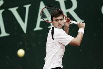 González avanzó a los cuartos de final en el Challenger de Córdoba