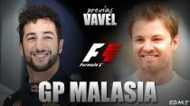 Descubre el Gran Premio de Malasia de Fórmula Uno 2016