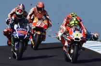 MotoGP, i 'fab four' d'Australia