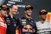 F1, GP d'Ungheria: Ricciardo bis, Hamilton dai box al podio