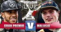 La magia de la F1 aparece en Sepang y hace reír al campeón del día, Daniel Ricciardo