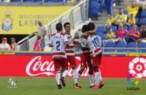 UD Las Palmas - Granada CF, puntuaciones del Granada CF, jornada 2