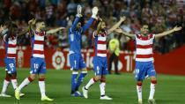 Unión total entre equipo y afición en el Granada CF