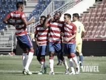 Ojeando al rival: el Granada quiere su primera victoria
