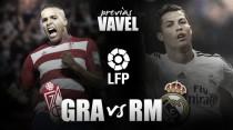Granada - Real Madrid: impulsos para llegar al cielo