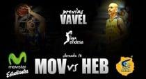 Movistar Estudiantes - Herbalife Gran Canaria: En el cruce