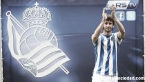 Esteban Granero regresa a la Real Sociedad