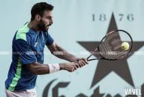 Granollers no puede con Jaziri en su debut en Indian Wells