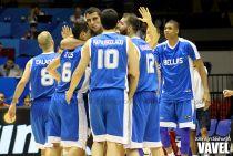 Fotos e imágenes del Puerto Rico 79-90 Grecia, 3ª jornada del grupo B del Mundial de Baloncesto