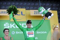 """André Greipel: """"Renshaw lanzó el sprint demasiado pronto. Forzó a Cavendish a arrancar"""""""