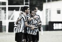 Após empate no tempo normal, Grêmio supera Paraná nos pênaltis e se classifica na Copa SP Júnior